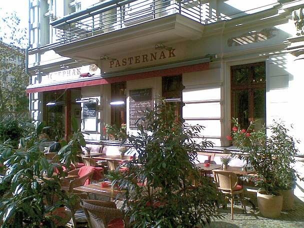 Restaurant Pasternak in Berlin