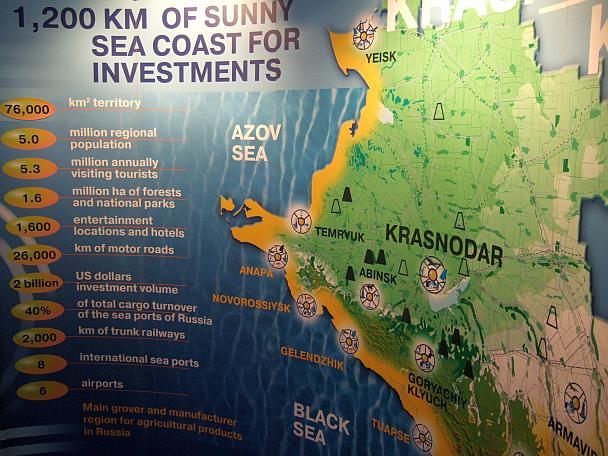 Auf Investorensuche für Tourismusprojekte am Schwarzen Meer und ...