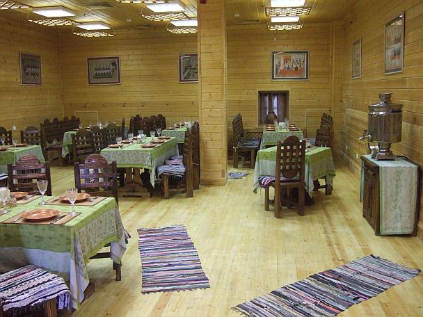 Restaurant in Kolomenskoje