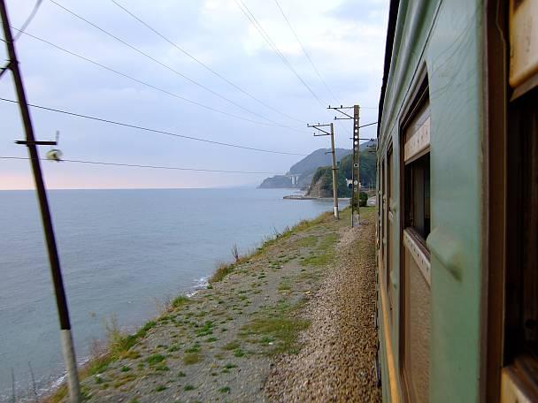 Anreise an die russische Schwarzmeerküste aus Deutschland