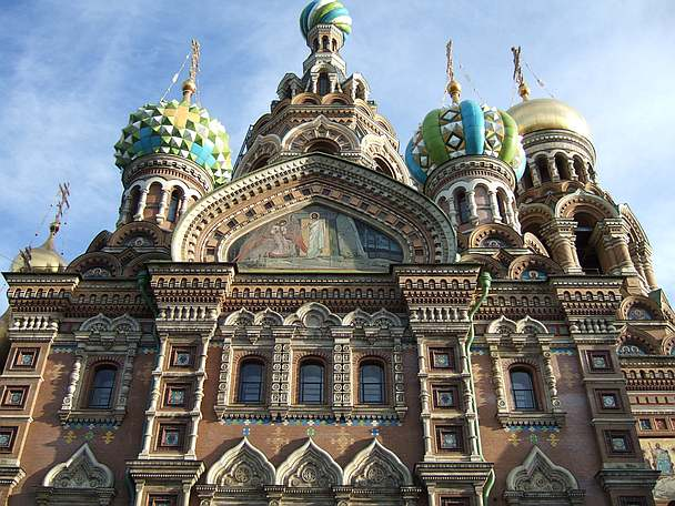 Eintrittskarten in St. Petersburg